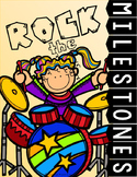 Rock the  Milestones - Testing Motivational Posters