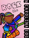 Rock the North Carolina EOG - Testing Motivational Posters