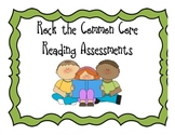 Rock the Reading CCCS Assessment Tools