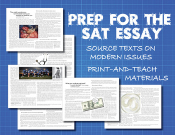 Sat Essay Prep Bundle Deconstruct The Argument Rhetorical Tools  Sat Essay Prep Bundle Deconstruct The Argument Rhetorical Tools  Sat  Essay