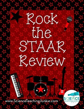Rock the STAAR Review Task Cards