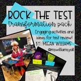 Rock the Test Transformation Pack