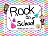 Rock your school Kindergarten Edition
