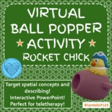 Rocket Chick Virtual Popper Interactive PowerPoint