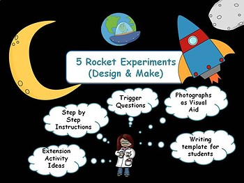 Rocket Experiments (5 experiments & support materials)
