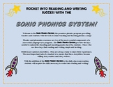 Rocket Into Reading and Writing with the Sonic Phonics System