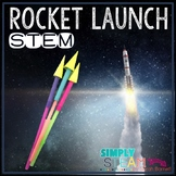 Force and Motion STEM | Rocket Launch STEM Challenge