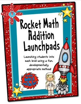 Rocket Math Addition Launchpads!