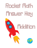 Rocket Math Answer Key Covers
