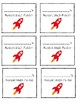 Rocket Math Folder Labels