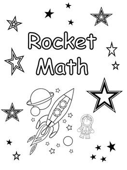 Rocket Math - Math Facts