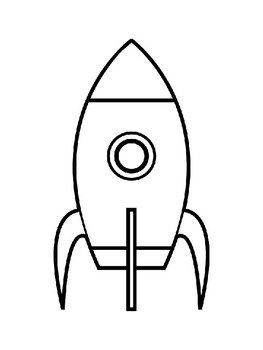 Rocket Picture Templates
