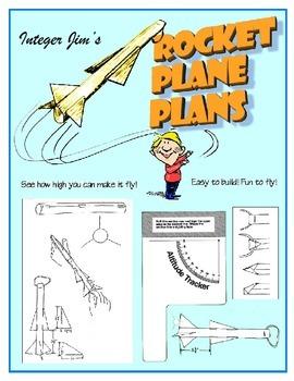 Rocket Plane Plans