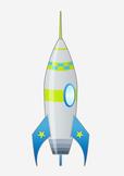 Rocket Reading Strategies Bookmarks