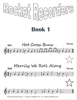 Rocket Recorders Book 1 (was R* Karate)