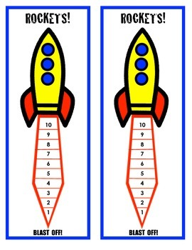 Rocket Review Game 2