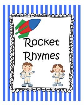 Rocket Rhymes - A Rhyming Game
