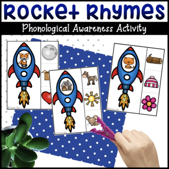 Rocket Rhymes Literacy Activity