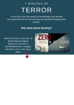 Rocket Science STEM Challenge (distance learning mini course)