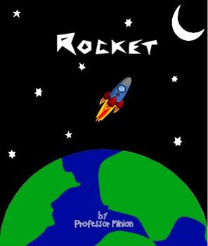 Rocket : Science is everywhere, Printables & Task cards
