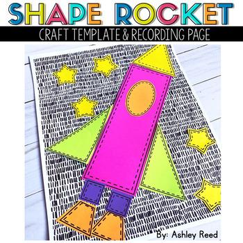 Rocket Shape Craft