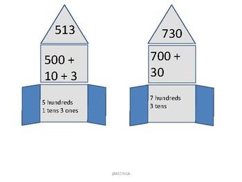 Rocket Ship Math