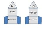 Rocket Ship Place Value