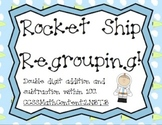 Rocket Ship Regrouping: Addition to 100 and Subtracting Within 100