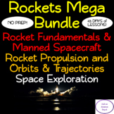 Rockets MEGA Bundle: NO PREP! 43 DAYS, THREE Complete Units!