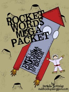 Rocket Words MEGA Pack Unit 1-6