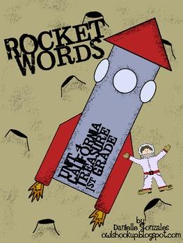 Rocket Words Unit 4