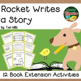 Rocket Writes a Story by Tad Hills 12 Book Extension Activities