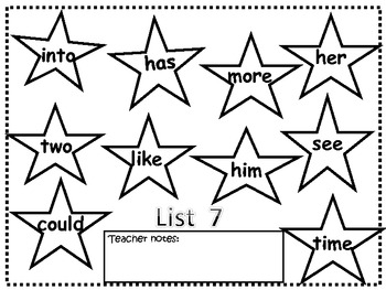 Rocketing with Sight Words