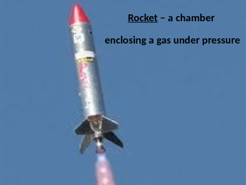 Rocketry (History of/Science of)