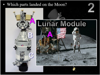 Rocketry and Asteroid Belt Quiz Game