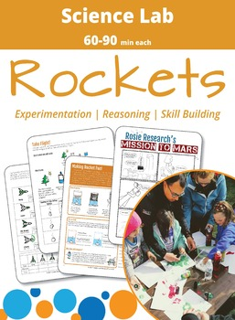 Rockets and Rovers: Engineering our way to Mars Lab Book