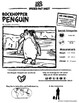 Rockhopper Penguin -- 10 Resources -- Coloring Pages, Reading & Activities
