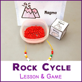Rockin' Around - Rock Cycle lesson and game