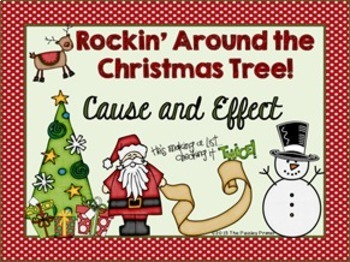 Rockin' Around the Christmas Tree {Cause and Effect}