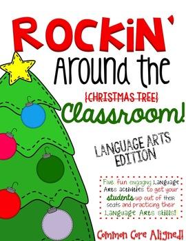 Rockin' Around the Classroom with Language Arts!