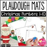 Rockin' Around the Playdough Tub! Christmas Themed Playdou