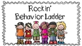 Rockin' Behavior Chart (colored backgroud)