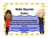 Rockin' Classroom Posters