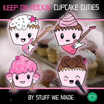 Rockin' Cupcake Cuties