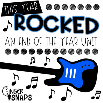 Rockin' End of the Year Unit