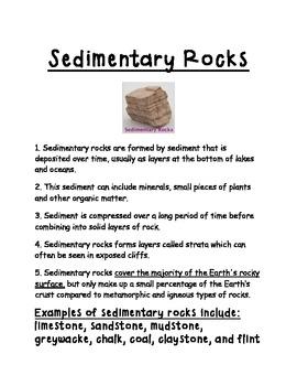 Rockin' Geologist Packet