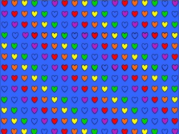 Rockin Heart Background Papers