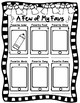 Back to School All About Me Rock Star Themed Booklet