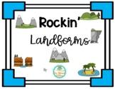 Rockin Landforms
