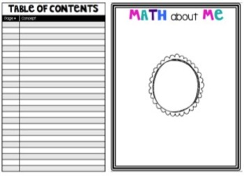 Math Journals - Basic Set-Up